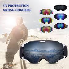 <b>OGT Ski Goggles</b> Double Layers Anti-fog UV Protection Skiing ...