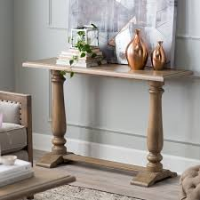 belham living kennedy console table  hayneedle
