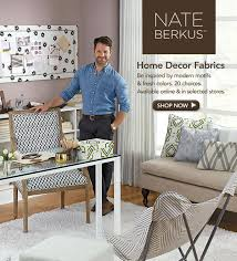 Small Picture Jo Ann Fabric and Craft Store Nate Berkus Home Decor Fabrics are