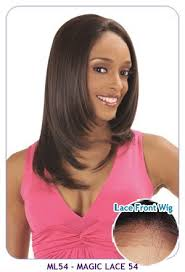 New Born Free Wigs Color Chart Amazon Com New Born Free Synthetic Lace Front Wig Ml54 4