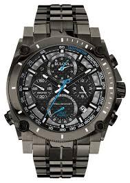 bulova mens precisionist champlain watch 98g229 bulova 98g229