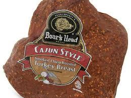 cajun style oven roasted smoked turkey t