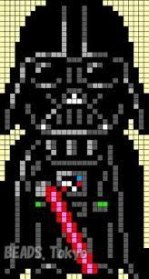 Star Wars Perler Bead Patterns Unique Darth Vader Star Wars Perler Bead Pattern BEADSTokyo Beads