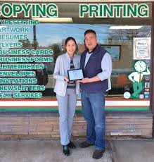 Minuteman Press Franchise Owner Conway Wong Celebrates One ...