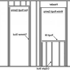 door jamb diagram. Sophisticated Raco Door Frame Rough Opening Pictures - Best . Jamb Diagram