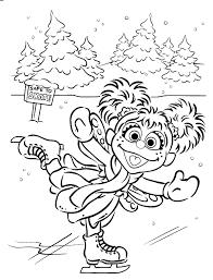 Sesame Street Coloring Pages - coloringsuite.com