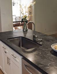 Inexpensive Kitchen Faucets Kitchen Black Soapstone Kitchen Countertops Stainless Steel