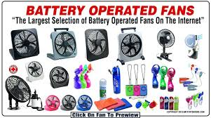 fan battery. collection of battery operated fans ceiling fan powered home depot a