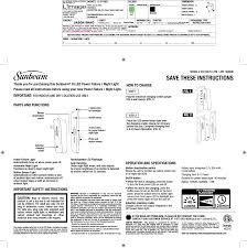 Sunbeam Night Light Power Failure L Image Home 30310478 Led Power Failure Light User Manual