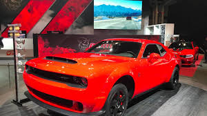 2018 dodge demon specs. wonderful specs 2018 dodge demon specs overview and walkaround  nyias 2017 with dodge demon specs