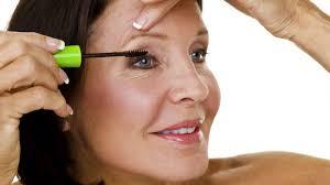 eye makeup tips for older women how to apply mascara