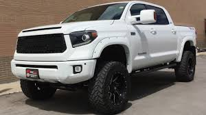 Lifted 2014 Toyota Tundra SR5 TRD 4WD by #RTXC | CANADA - YouTube