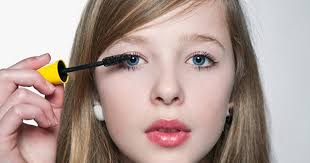 the golden age for makeup what age is appropriate to begin wearing makeup