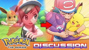 Why Pokemon Let's Go Pikachu and Let's Go Eevee WON'T Get It's Own Pokemon  Anime Series - YouTube