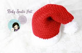 Crochet Santa Hat Pattern Awesome Design