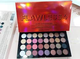 flawless 4 ultra eyeshadow 32 colours