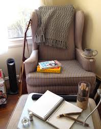 Furniture: Small Reading Chair Lovely Eco Oasis The Reading Corner    Comfortable Reading Chair Small
