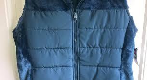 Blue vest in 2020 | Blue vests, Fila jacket, Vest