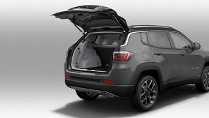 2020 Jeep® <b>Compass</b> Interior | Stylish Features | Seating and Comfort
