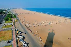 photo essay years later livemint an aerial view of present day marina beach