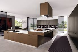 Contemporary Kitchen Design Created With Interior Models Traba Homes - White contemporary kitchen