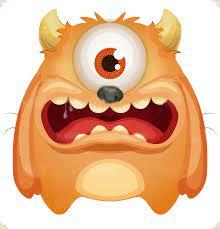 Phim Hoạt Hình Quái Vật Biểu Tượng - con quái vật mắt 1024*1063 minh bạch  Png Tải về miễn phí - Mõm, Miệng, Mũi.