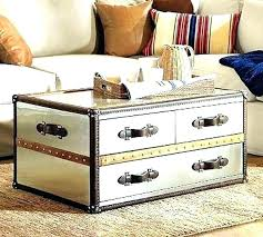 decoration synonym meaning distressed chest coffee table vintage trunk tables side storage living