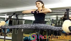 Panipat Star Kriti Sanon Follows A Fitness Routine That