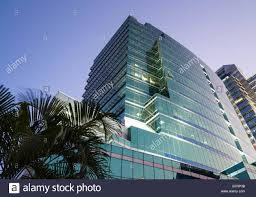 beautiful office buildings. Beautiful Modern Glass Office Building Against Clear Blue Sky During Late  Afternoon In Bangkok, The Beautiful Office Buildings U