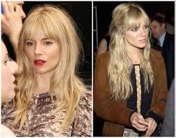 Middle Split Hair Style hair inspiration middle part bangs medium hair styles ideas 19300 1638 by stevesalt.us
