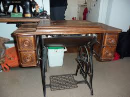 This is the Oak, 5 drawer treadle cabinet, currently searching for the  center fold. Treadle Sewing MachinesTea AccessoriesDrawerDressers
