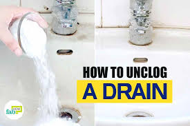 unclog bathroom drains unclog bathtub drain with snake