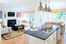 Kitchen Dining Room Design Layout Decor Custom Decoration