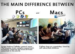 best pc vs mac images funny images funny photos  pcs vs macs heth here s one way to look at it