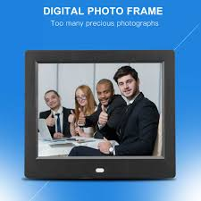 8 inch hd lcd digital photo frame picture