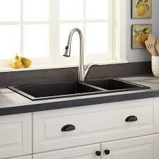 Kitchen Sinks  Classy 33 Inch Farm Sink Drop In Apron Sink Farm 30 Inch Drop In Kitchen Sink