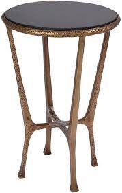 curated kravet harrison side table