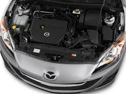 Image: 2010 Mazda MAZDA3 4-door Sedan Auto i Sport Engine, size ...