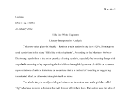 hills like white elephants essay theme sparknotes hills like white elephants themes motifs and symbols