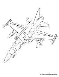 Coloriage Avion De Guerre Les Beaux Dessins De Transport