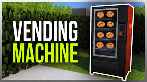 Vending Machine Mod