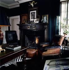 masculine furniture. Live Breathe Decor Masculine Study Todd Yoggy Furniture O