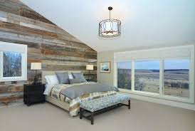 wood wall bedroom reclaimed wood wall bedroom contemporary with custom bench barn board accent wall wooden