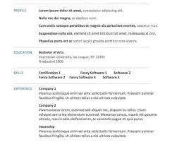 Online Resume Free Resume Free Resume Template Amazing Free Resume Builder Upload E 66