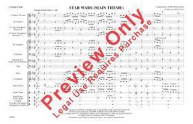 Star Wars (Main Theme) by John Williams/arr. Mike   J.W. Pepper ...