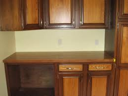 wooden kitchen cabinets home dzine refinishing old wood ideas refinish redoing cupboards stripping painted shelves one