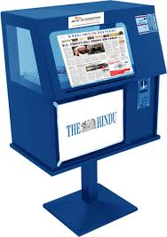 Newspaper Vending Machine Locations Beauteous Newspaper Vending Machine Beta Automation