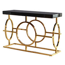 gold console table. Gold Console Table