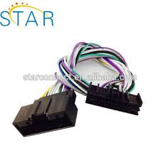 ford automotive 24 pin connector radio stereo wire harness buy ford automotive 24 pin connector radio stereo wire harness