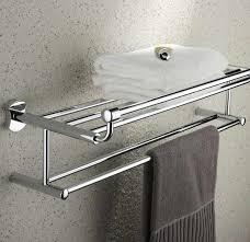 modern bathroom towel bars. Modern Iron Bathroom Towel Bars Used 3 Horizontal Top 2 Down Have White On And Grey